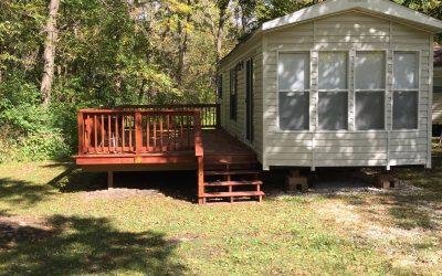 Large Cabin #19