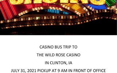 Casino trip !!